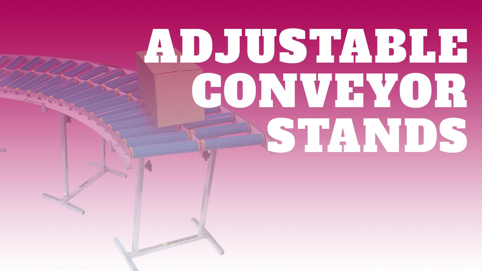 Conveyor-Adjustable