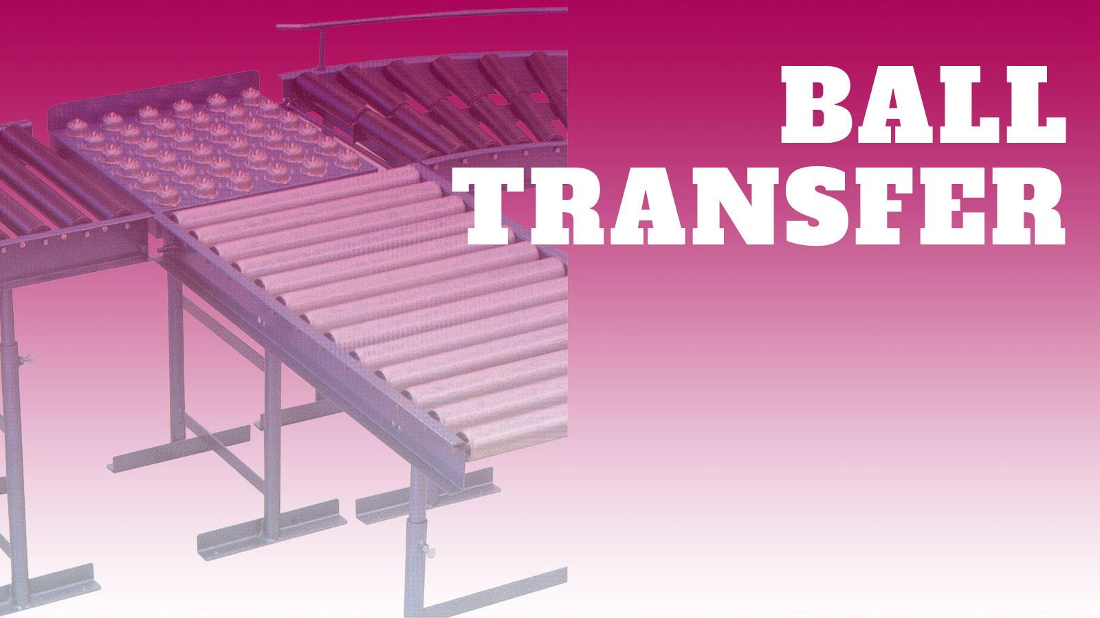 Conveyor-Ball-Transfer