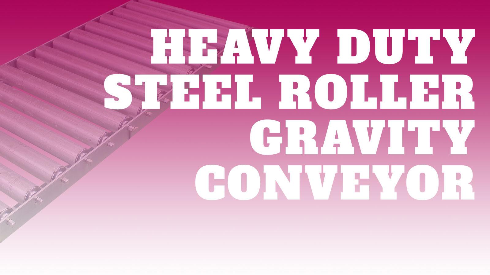 Conveyor-Heavy-Duty-Steel-Rollers