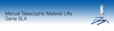 Manual-Material-Lifts-Genie-SLA