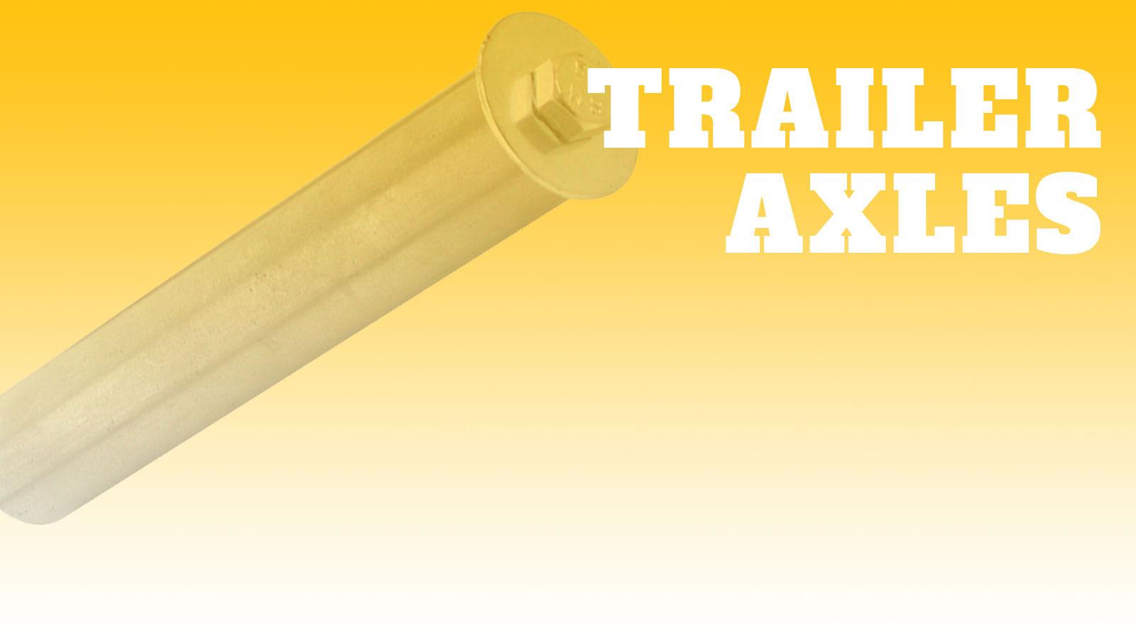 Trailer-Axles