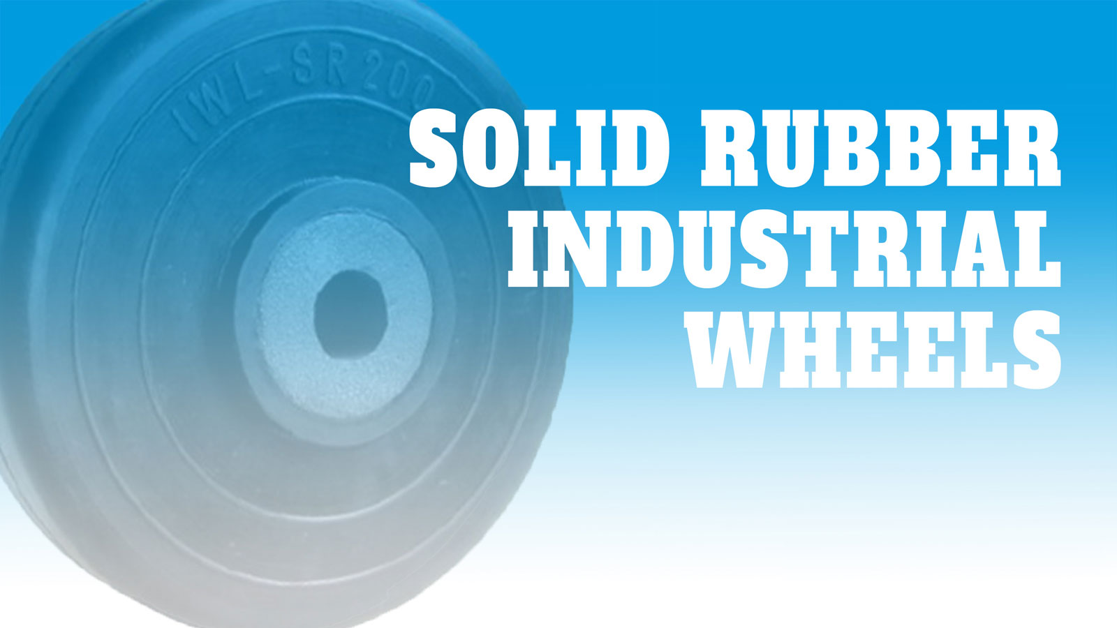 Wheels-Solid-Rubber-Industrial