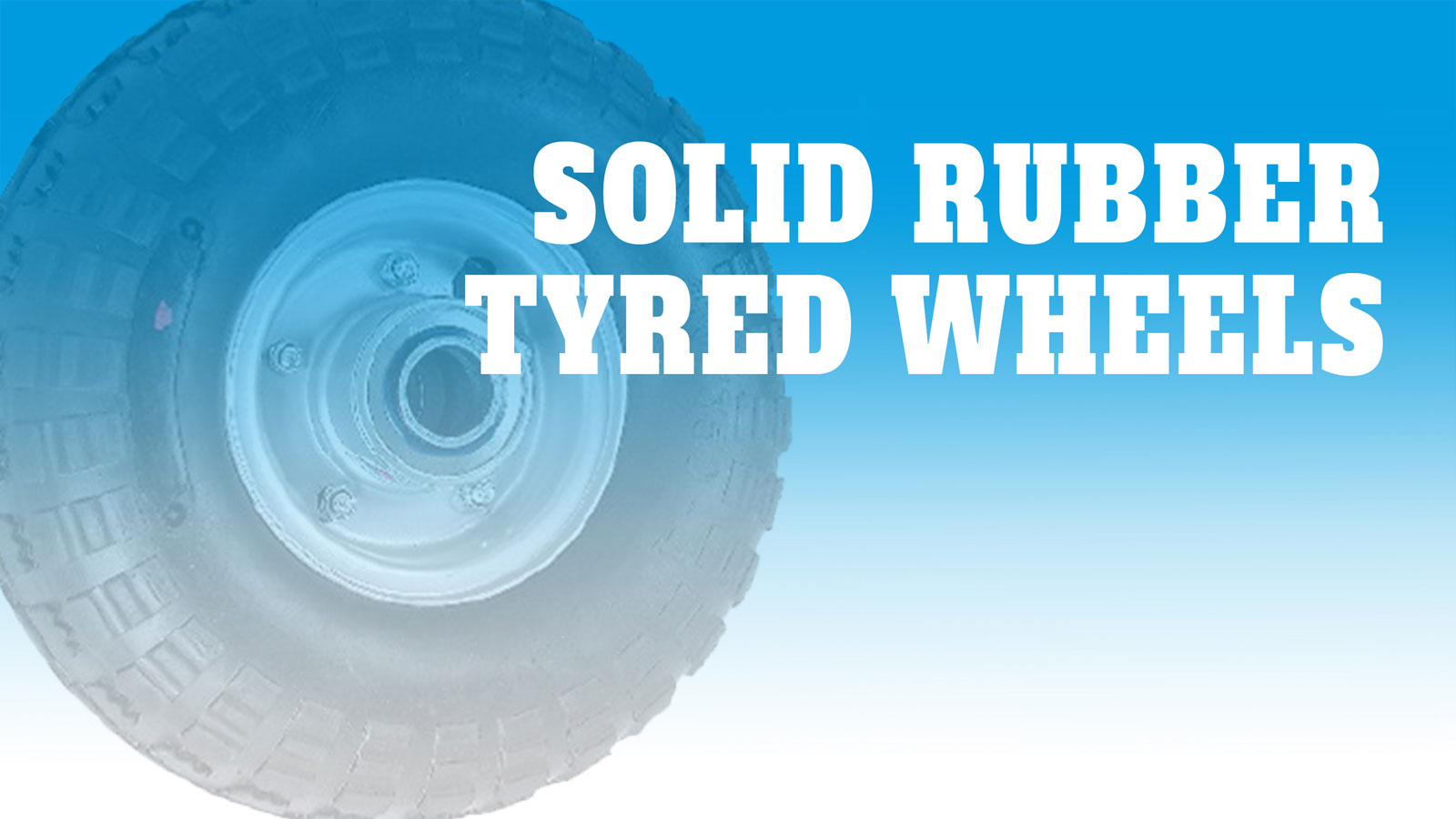 Wheels-Solid-Rubber-Tyred