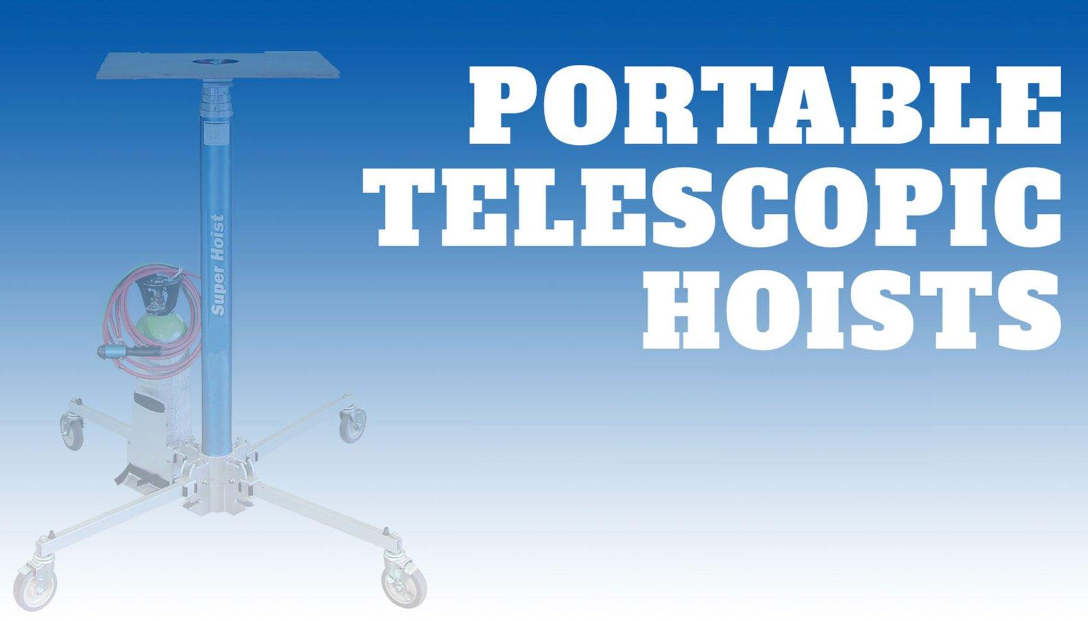 Portable-Telepscopic-Hoist